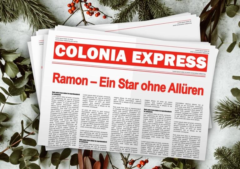 Ramon – Ein Star ohne Allüren