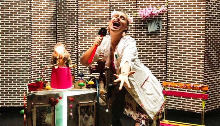 Zuwachs im Ensemble des Kindertheater Zauberflöckchen