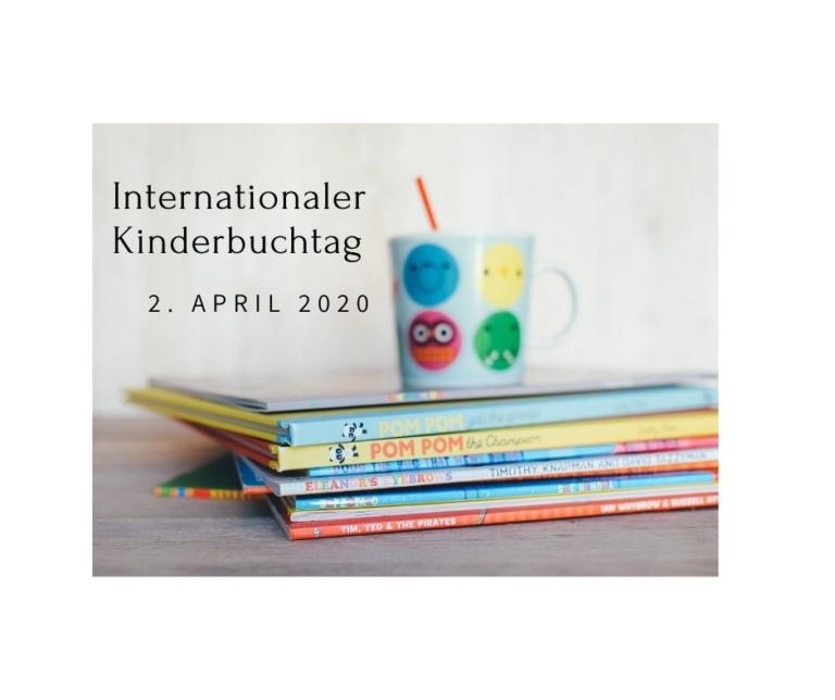 Internationaler Kinderbuchtag am 2. April 2020