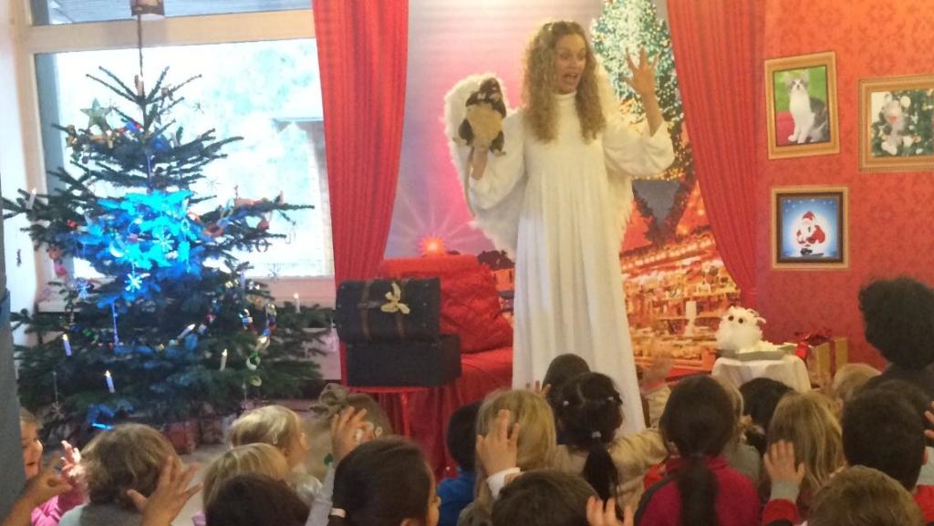 Puppentheater Weihnachten