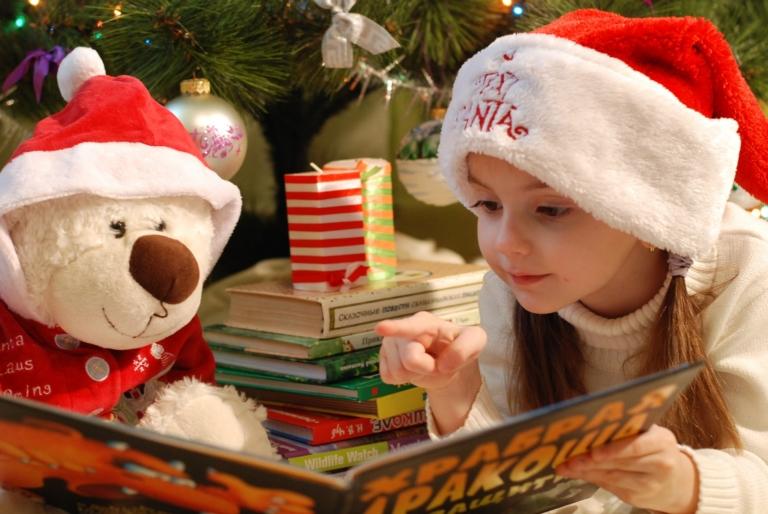 Die 9 besten Kinderbücher zu Weihnachten