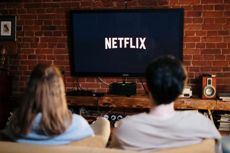 Juhu, das Kind schläft – Netflix an