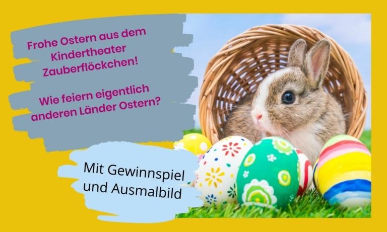 Die lustigsten Osterbräuche weltweit für Kinder