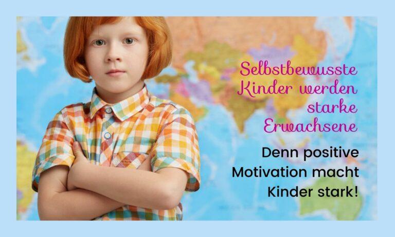So lässt sich das Selbstbewusstsein bei Kindern stärken